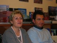 Piera Petrini Levo e Rocco Ziino